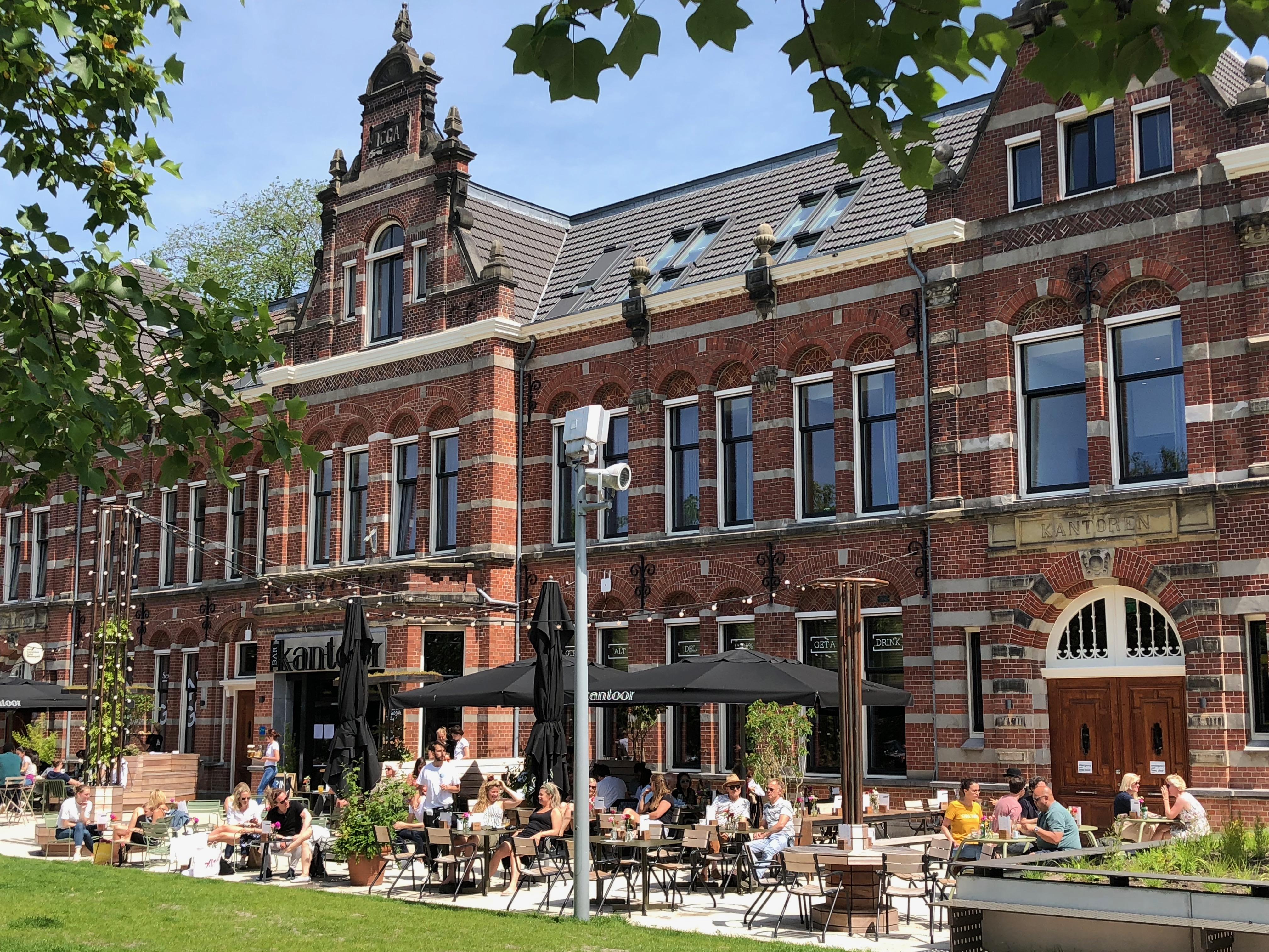 Westerpark Westergasfactory Amsterdam
