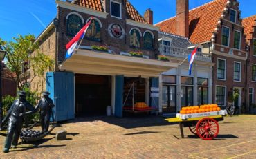 Volendam visiting day trip