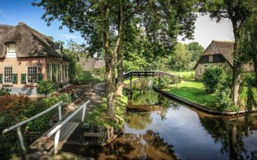 Op bezoek in Giethoorn
