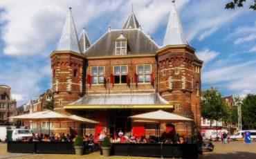 Amsterdam-De Waag-Nieuwmarkt