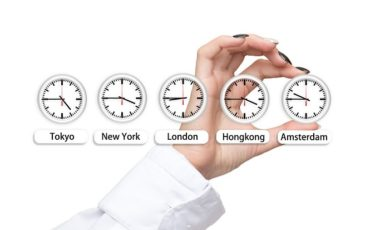 what time in Amsterdam