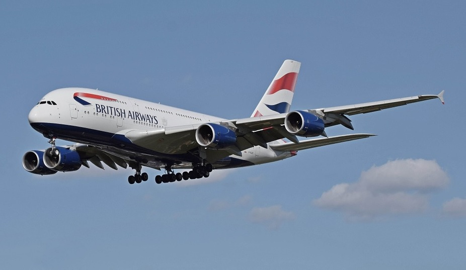 Where is BA at Schiphol?