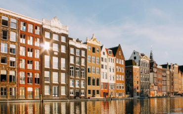 Hoe Amsterdam bouwde