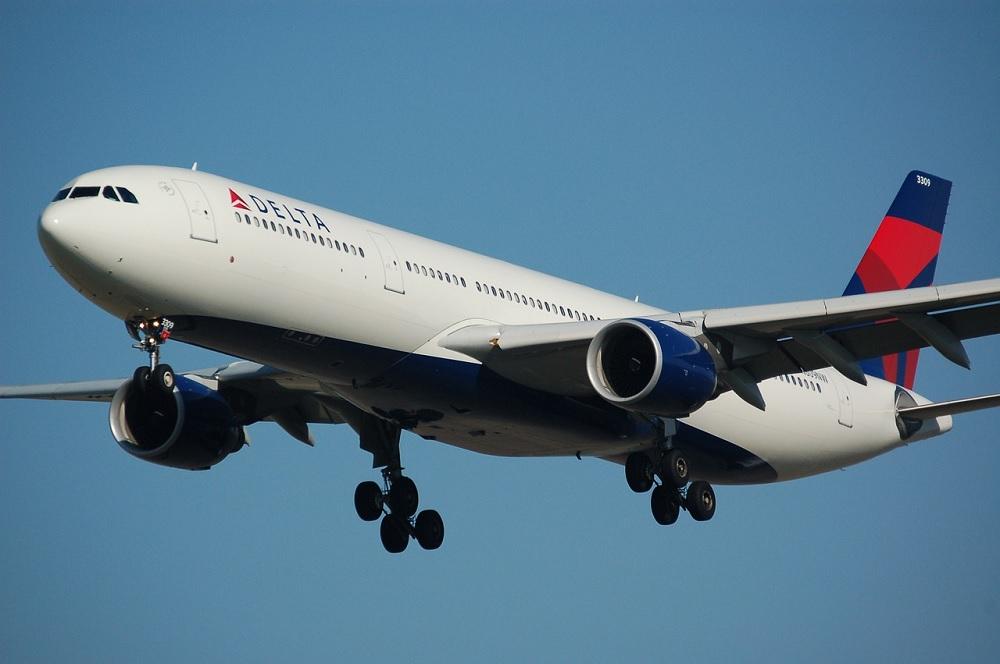 volo Atlanta - Amsterdam