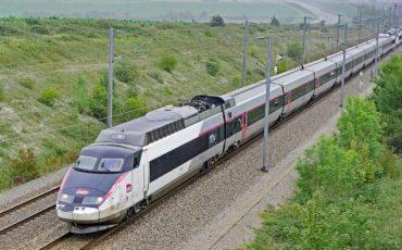 TGV Thalys París Amsterdam