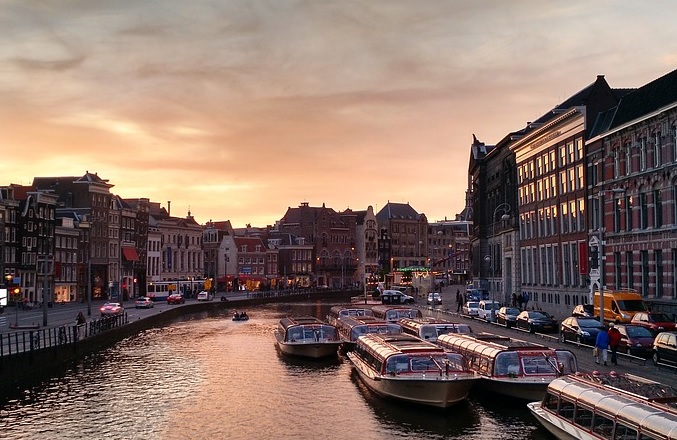 The best hotels in Amsterdam city center