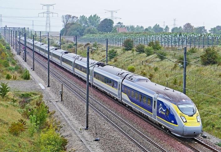 Eurostar tren Reino Unido Amsterdam