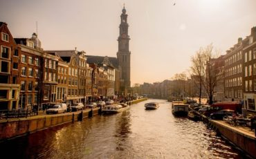 best Amsterdam canal hotel