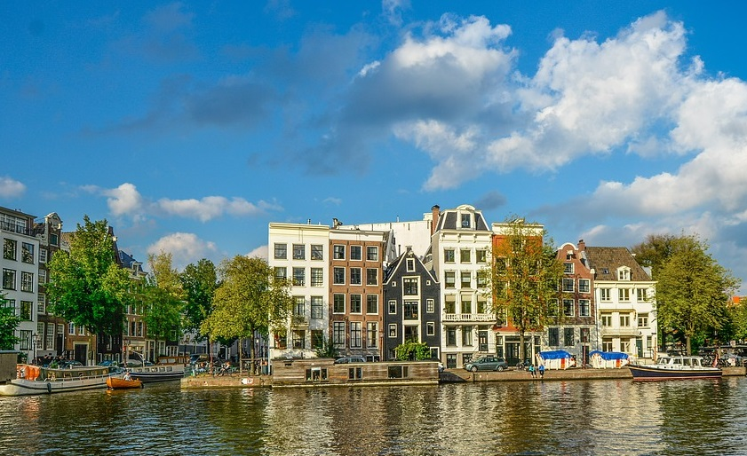 luxury Amsterdam hotel city centre