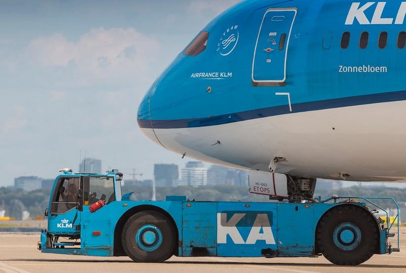 Welk land is KLM van