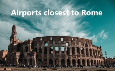 nearest airport to Rome