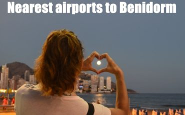 airport close to Benidorm
