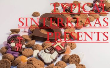 typical Sinterklaas presents