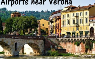 airports closest to Verona