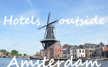 Best hotels outside Amsterdam