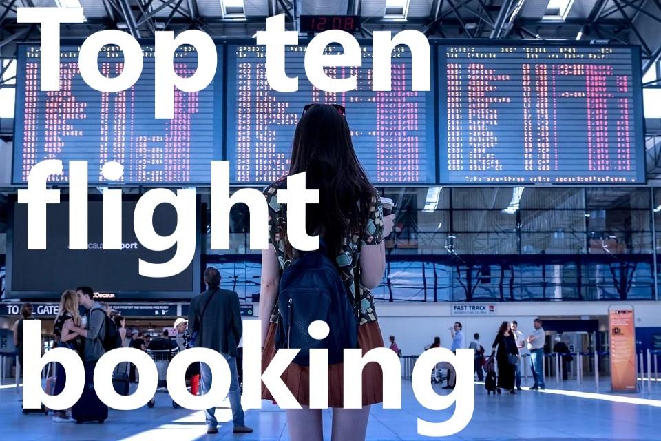 Best flight booking sights