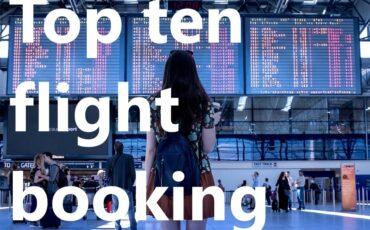 Top 10 flight booking sites