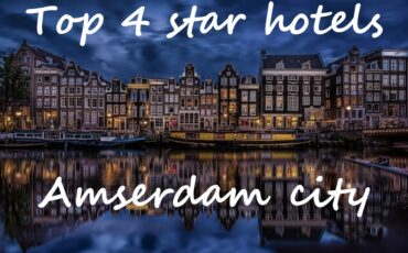 best four-star hotels in Amsterdam
