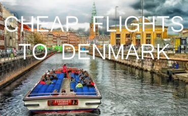 Cheap flights to Denmark