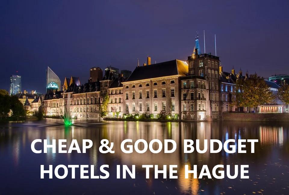 hoteles económicos En La Haya