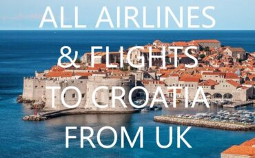 flights to Croatia