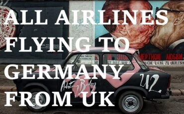 all airlines flying to Germany
