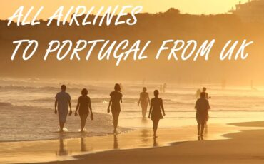 all flights to Portugal