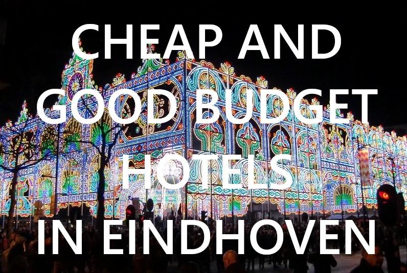 hotel económico Eindhoven