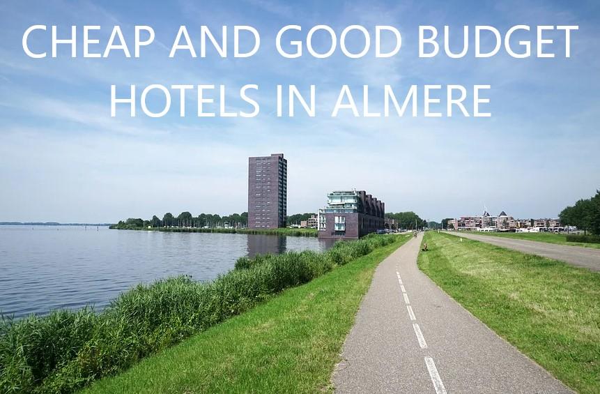 hôtels à petit budget Almere