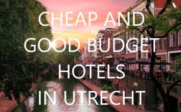 budget hotels Utrecht