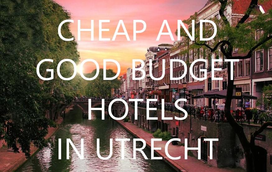 hôtels à petit budget Utrecht