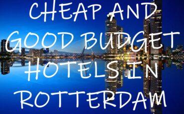 budget hotel Rotterdam