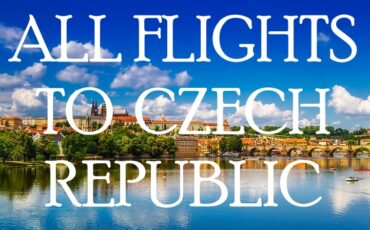 airlines to Czech