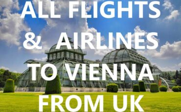 luchtvaartmaatschappijen naar Wenen