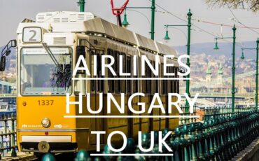 flights from UK to Hungary