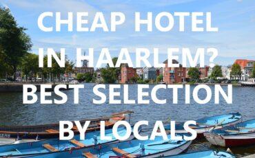 cheap hotel Haarlem