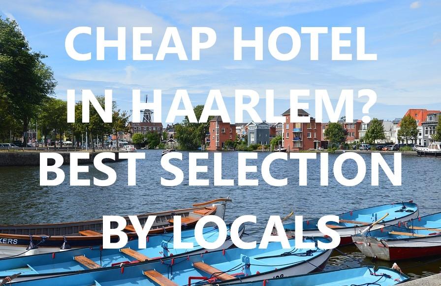 Günstiges Hotel in Haarlem