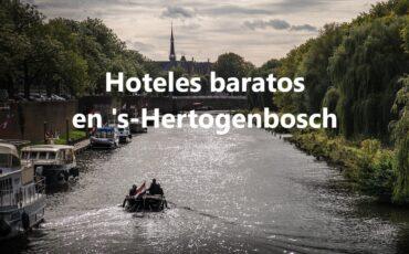 Hoteles baratos en 's-Hertogenbosch