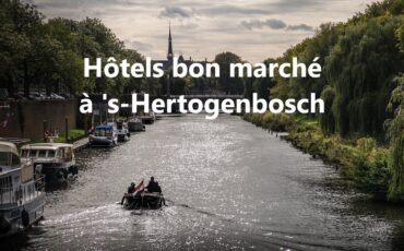 Hôtels bon marché à 's-Hertogenbosch