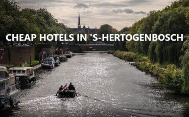 cheap hotel s-Hertogenbosch