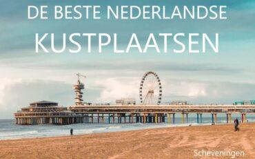 beste Nederlandse kustplaatsen