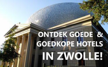 goedkoop hotel Zwolle