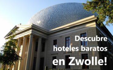 hoteles baratos en Zwolle