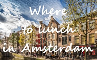 where to lunch in Amsterdam