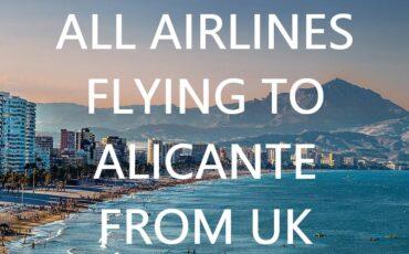 Alicante travel