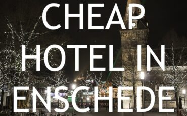 cheap hotel Enschede