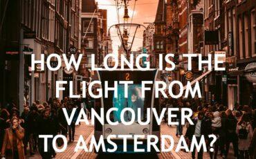 Amsterdam flight time