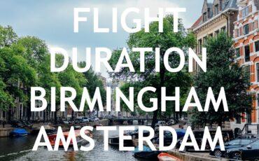 Birmingham Amsterdam flights