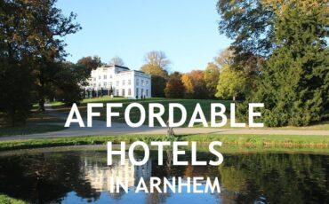 cheap hotel Arnhem
