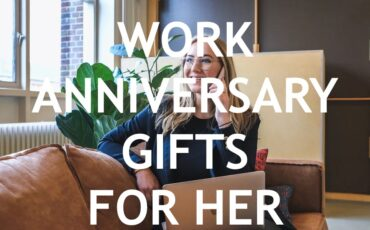 work anniversary gifts for her